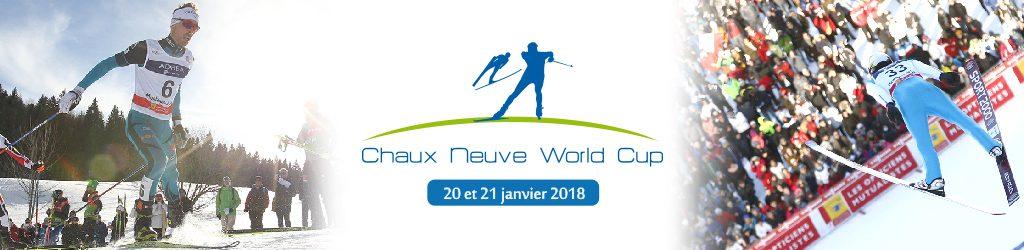 CHAUX-NEUVE, COUPE DU MONDE FIS DE COMBINE NORDIQUE 2018