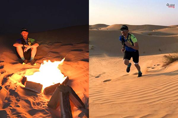S'entraîner dans le désert, toutes les excuses sont bonnes !
