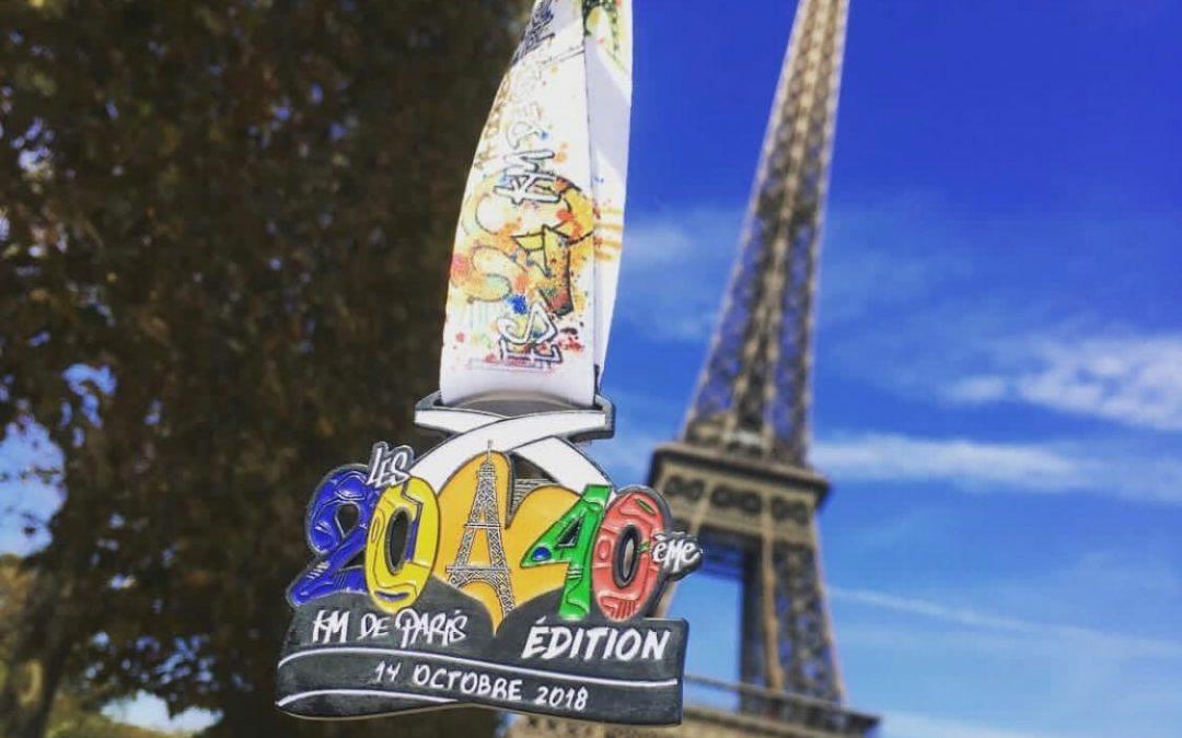 20kms de Paris, une 40ème sous l'été  indien