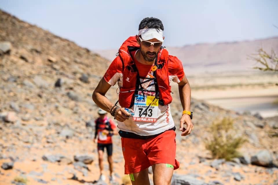 Alejandro Fraguela l'espagnol du top 10