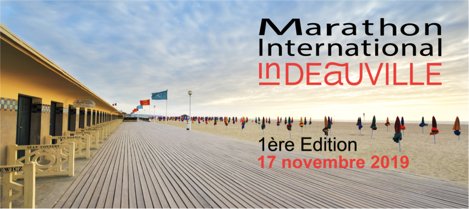 1ère édition du Marathon International in Deauville
