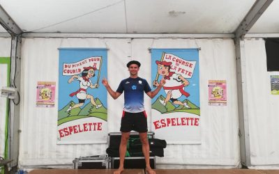 Retour sur le Trail des crêtes d'Espelette avec Erik Clavery