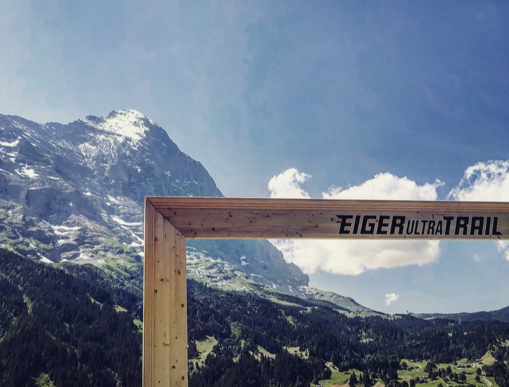 EIGER Ultra Trail by MAT MAT