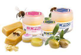 Test outdoor de la crème antifrictions SIXPRO.