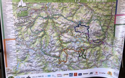220km au GRP : 2 coureurs et une assistance