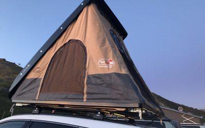 La tente qui pourrait vous tenter !
