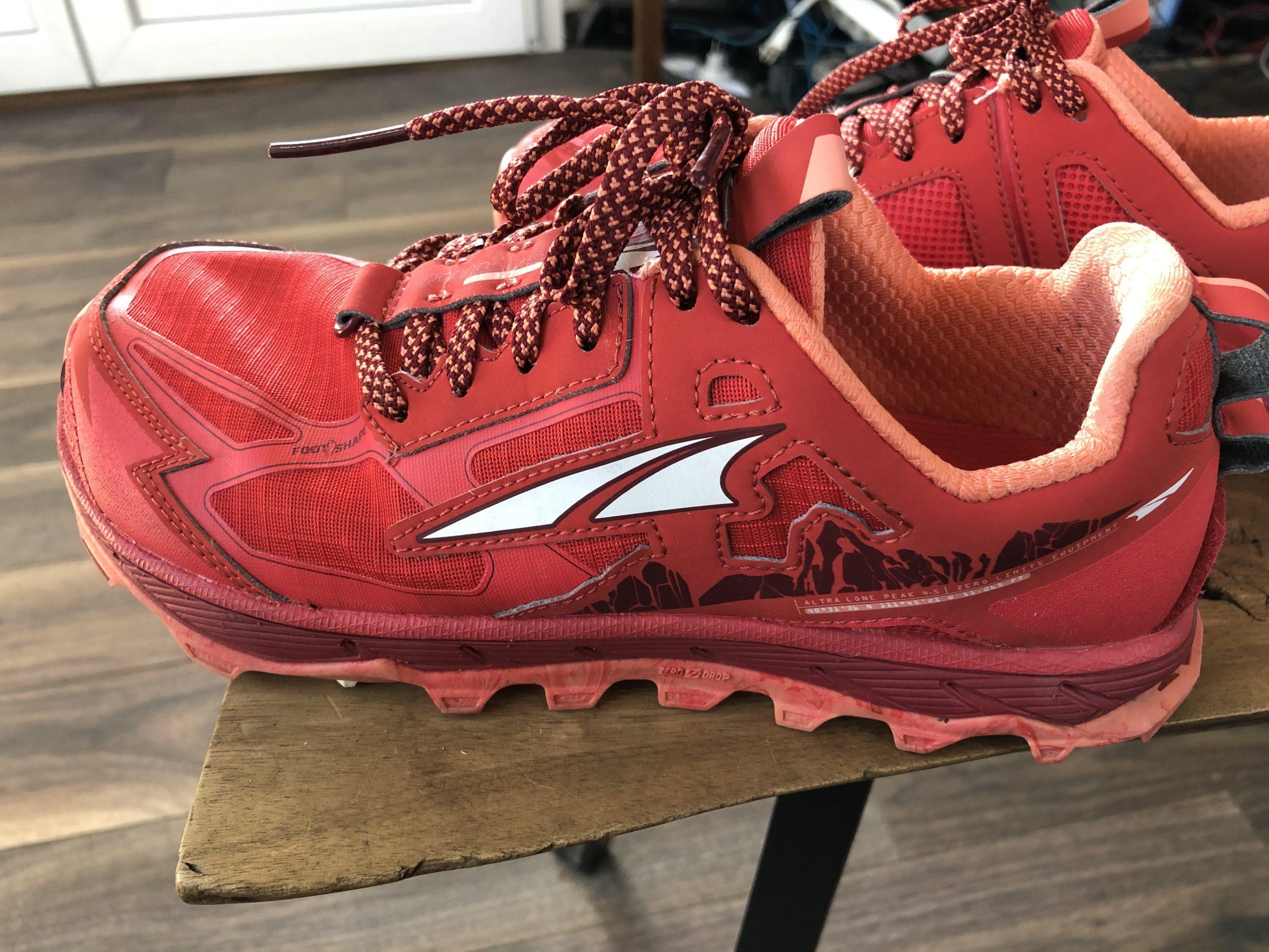Chaussures trail Altra Lone Peak 4.5