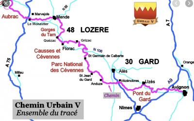 GR Chemin Urbain V