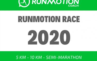Rendez-vous le 5 juillet pour la RunMotion Race
