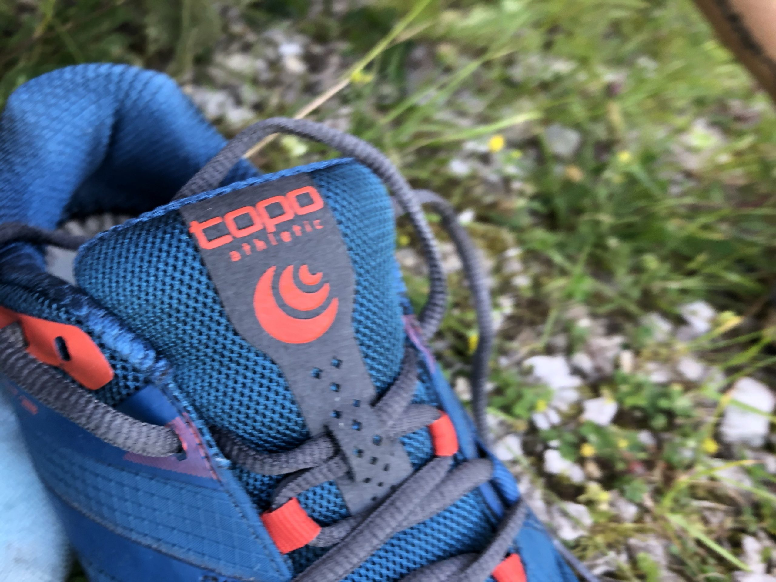 Test chaussure running trail Topo Athletic MT-3.