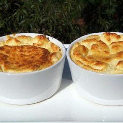 Recette du soufflé de patates douces au chèvre et curcuma, une recette pour les sportifs outdoor !