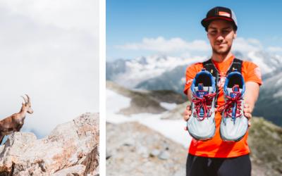 Régnez sur le Mont Blanc avec la Lone Peak CHX