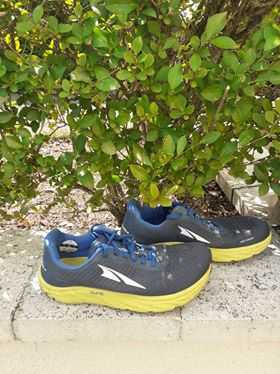 Test des chaussures running Altra Torin 4.5 Plush.