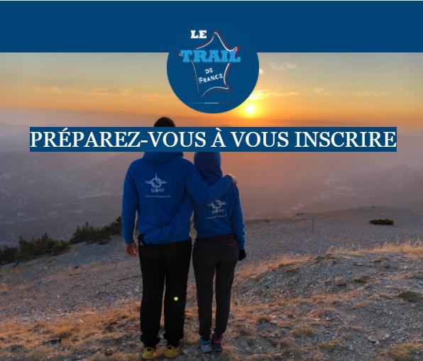 La première édition du Trail de France se déroulera du 8 au 14 juillet 2021.