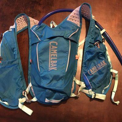 Test de la veste sac d'hydratation Camelback Circuit 1.5 litres.