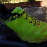 Vue latérale de la chaussure de trail Scarpa Ultra Spin
