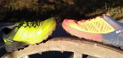 Test des chaussures de trail Scarpa Ultra spin