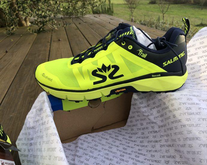 Test des chaussures Salming Trail T6 : des traileuses à découvrir.