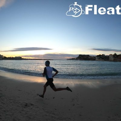 Interview du président et fondateur de la marque française de running Fleatcy.