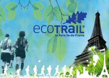 14e edition de l'EcoTrail Paris.