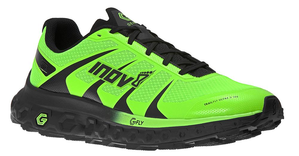 Inov-8 dévoile les chaussures de trail TrailFly Ultra G 300 Max