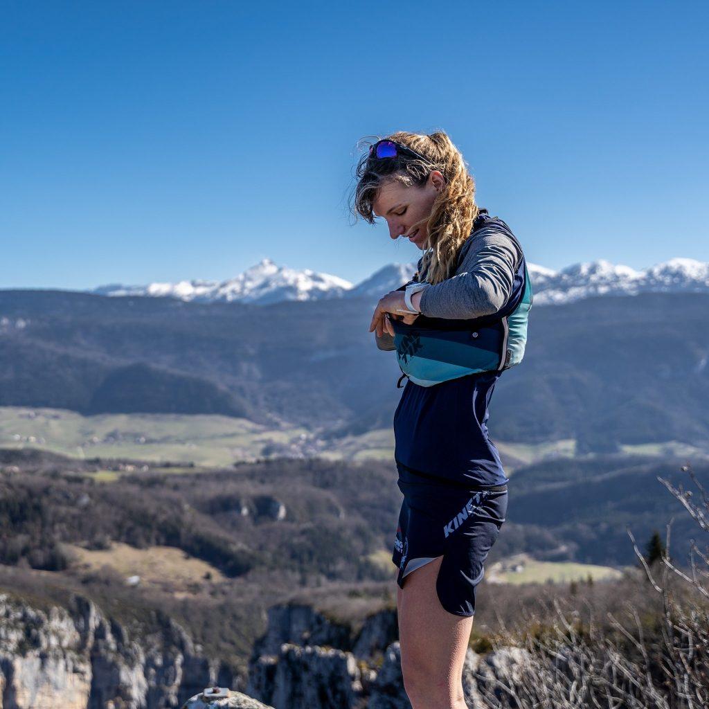 Marie Lamblin, traileuse de la Team Kinetik : une interview Outdoor and News.