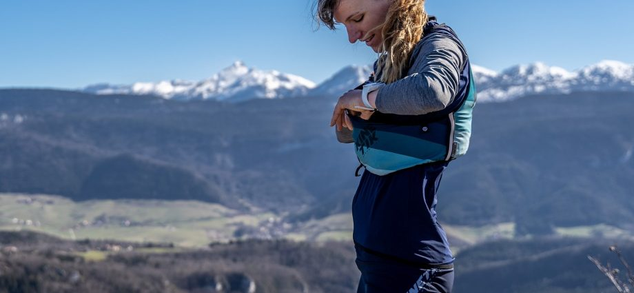 Marie Lamblin, traileuse de la Team Kinetik : une interview Outdoor and News.