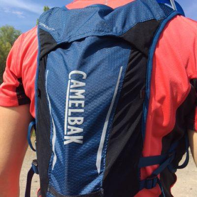 Test du sac à dos d'hydratation Camelbak Circuit Vest