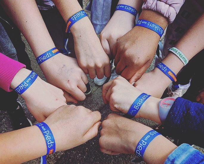 Participez au challenge caritatif d'Altra et de Baskets Aux Pieds