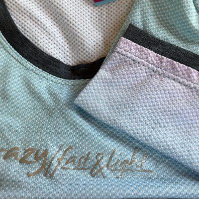 Test des vêtements outdoor Crazy Fast & Light. Notre avis sur le t-shirt Delta et le short Alpinstar.