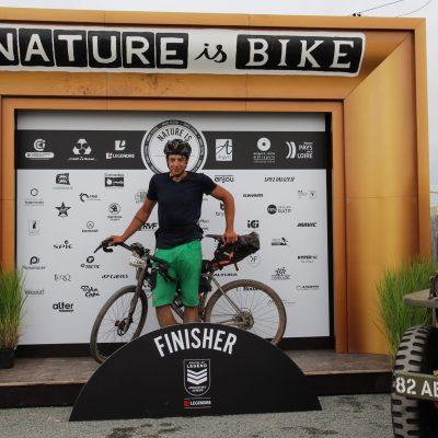 Récit du 1er évènement Gravel Nature is Bike : 300 km de vélo entre Normandie et Angers.